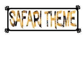 #20 for Create a Vintage style logo for Safari theme Company by naimishmakawana