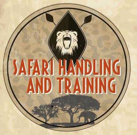 Kilpailutyö #3 kilpailussa Create a Vintage style logo for Safari theme Company