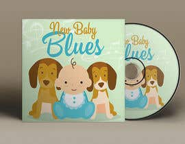 #5 for Design Our Baby Announcement Album Cover by TDuongVn