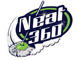 #66 para Design a Logo for Neat 360 Cleaning Services por subir1978