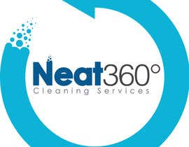 #49 untuk Design a Logo for Neat 360 Cleaning Services oleh AidInertia