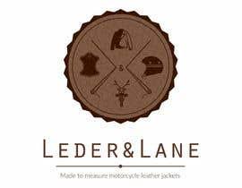 katarzynagruca tarafından Leder&Lane logo design için no 17