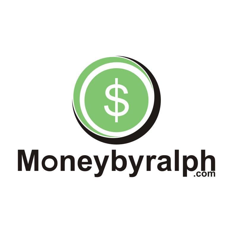 Penyertaan Peraduan #82 untuk Design a Logo for Moneybyralph.com