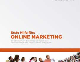 """barinix tarafından Kreatives Buchcover für """"Erste Hilfe fürs Online Marketing"""" gesucht için no 1"""