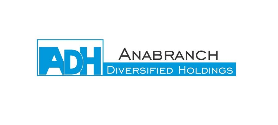#85 for Design a Company Logo for 'Anabranch Diversified Holdings' by motim