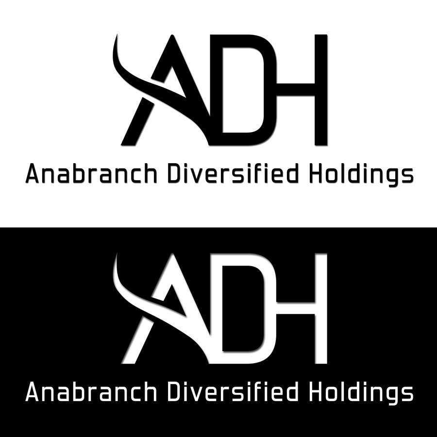 #50 for Design a Company Logo for 'Anabranch Diversified Holdings' by rivemediadesign