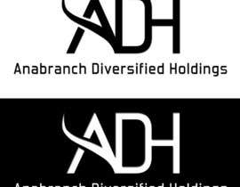#50 for Design a Company Logo for 'Anabranch Diversified Holdings' af rivemediadesign