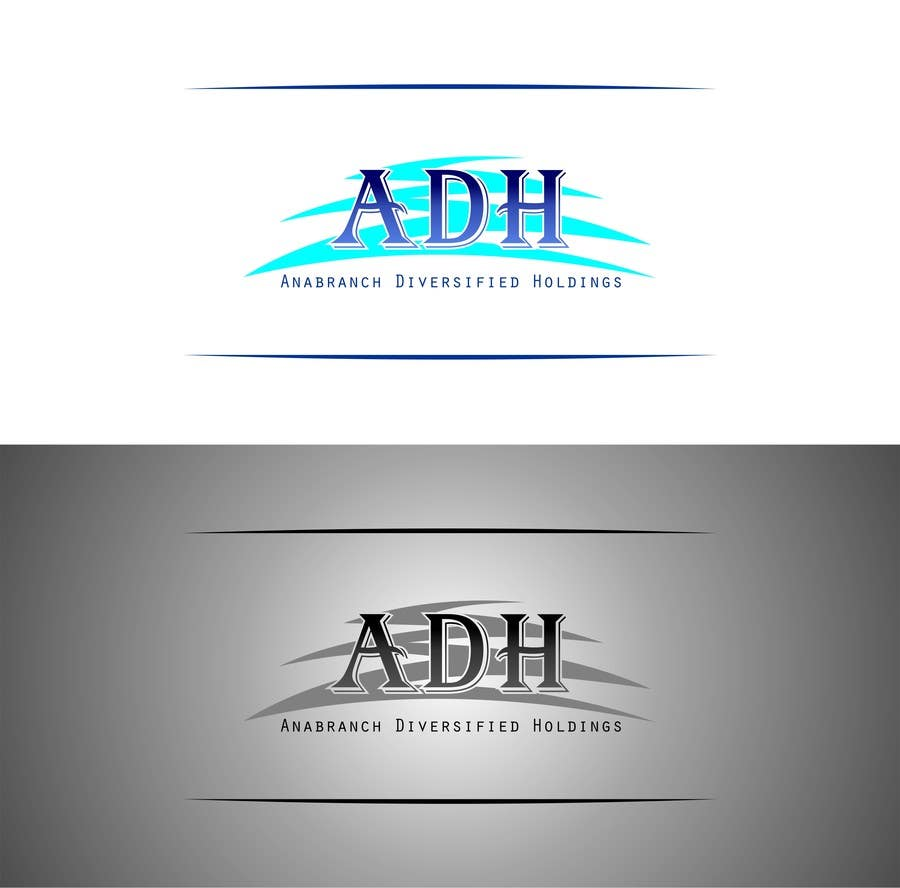 #51 for Design a Company Logo for 'Anabranch Diversified Holdings' by bobbyank090
