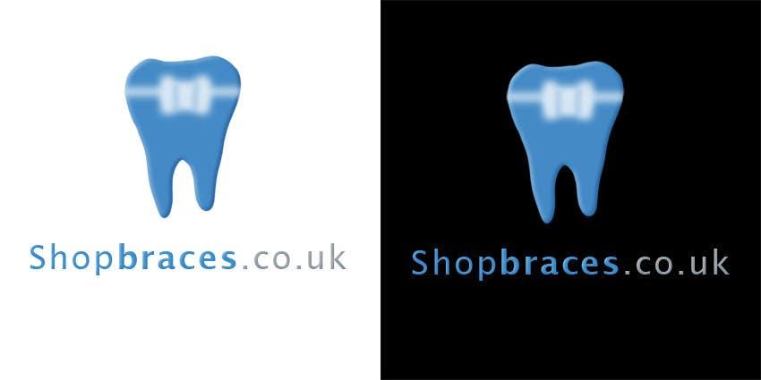 Contest Entry #85 for Design a Logo for shopbraces.co.uk