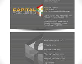 #14 cho Design Business Cards and a logo for Capital Foundations an insurance advice business bởi graphics15