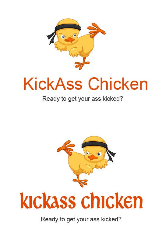 #34 for Design a Cool Logo for my chicken shop by crazenators