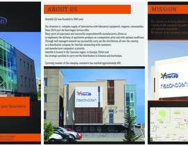 Nro 25 kilpailuun Design Business Corporate Profile Brochure käyttäjältä zoranaelek