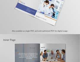 Nro 7 kilpailuun Design Business Corporate Profile Brochure käyttäjältä adarshdk