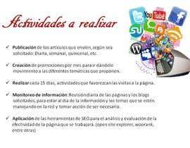 #6 for Se necesita Freelance Experto en Promoción y Posicionamiento Online by Lauferdelagarza