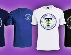 Nro 18 kilpailuun Design a T-Shirt käyttäjältä leomartinez