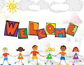 #22 untuk Childbook author website homepage illustration oleh Themaximus1