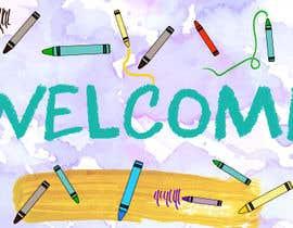 #7 untuk Childbook author website homepage illustration oleh milkatesmith