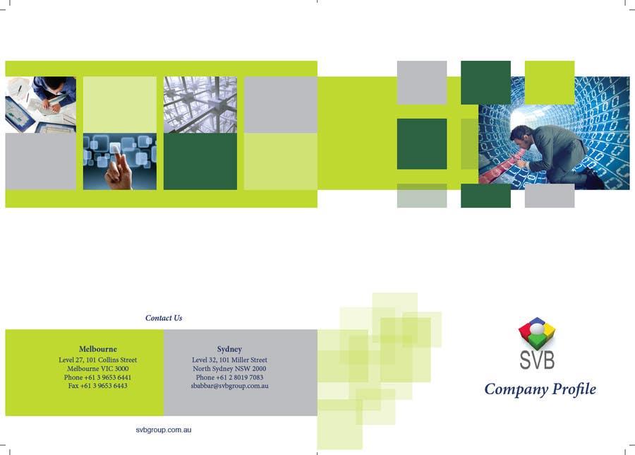 Inscrição nº 22 do Concurso para Design brochure for business.