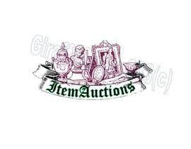 Nro 8 kilpailuun Design a auction website logo käyttäjältä GiraffeQueen333