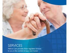 vivekdaneapen tarafından Leaflet advert for care agency için no 4