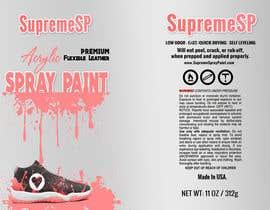 Nro 24 kilpailuun Product Label Design for Spray Paint Can käyttäjältä olfrelancer