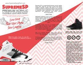 Nro 2 kilpailuun Product Label Design for Spray Paint Can käyttäjältä adrizing