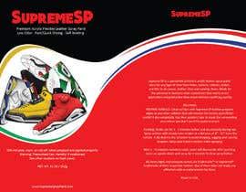 Nro 5 kilpailuun Product Label Design for Spray Paint Can käyttäjältä alexandracol