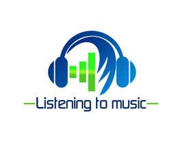 #154 para Logo Design for Listening to music por ulogo