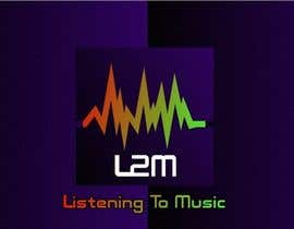 #163 para Logo Design for Listening to music por yomayo