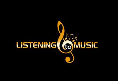 Bài tham dự cuộc thi #119 cho Logo Design for Listening to music