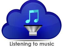#165 para Logo Design for Listening to music por Haidarkhakhi