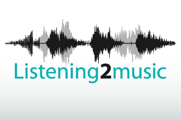 Inscrição nº 71 do Concurso para Logo Design for Listening to music