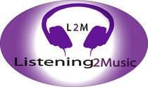 Graphic Design Inscrição do Concurso Nº45 para Logo Design for Listening to music