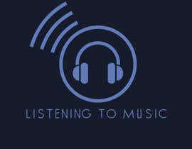 #164 para Logo Design for Listening to music por logoten