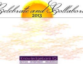 #10 for Design a DL Size invitation for End of Year Celebration by dennisabella