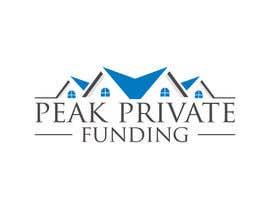 Nro 163 kilpailuun Peak Private Funding Logo käyttäjältä ismailtunaa92