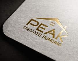 Nro 119 kilpailuun Peak Private Funding Logo käyttäjältä sunlititltd