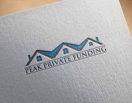 Nro 86 kilpailuun Peak Private Funding Logo käyttäjältä maqer03