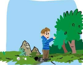 #19 para Illustrate Something for an upcoming kids book (must be RETINA HIGH RESOLUTION VECTORS) por hendy2004