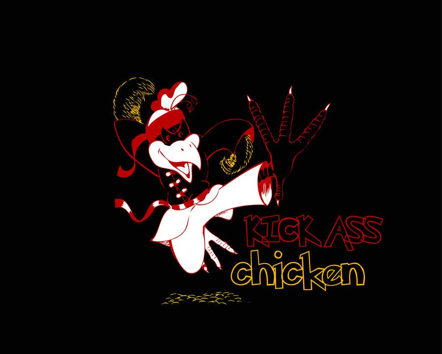 Contest Entry #                                        6                                      for                                         Design a Cool Logo for my chicken shop - repost