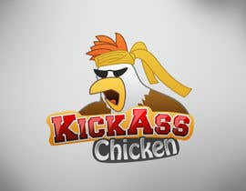 nº 4 pour Design a Cool Logo for my chicken shop - repost par GHOSTLABX