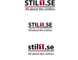 Nro 17 kilpailuun Designa en logo for Stil1.se käyttäjältä uhassan