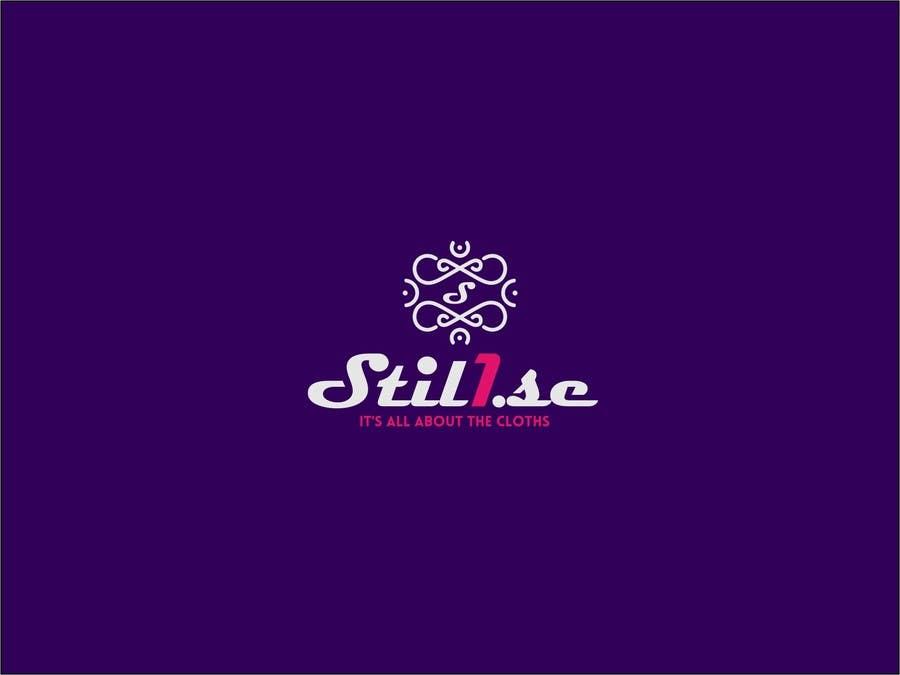 Kilpailutyö #80 kilpailussa Designa en logo for Stil1.se
