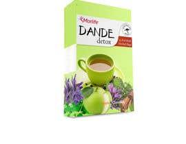 PrettyJennie tarafından Herbal Teabag Box Design için no 31