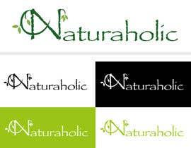 Nro 12 kilpailuun Logo Design for a Natural Blog and skincare line käyttäjältä ELDJ7