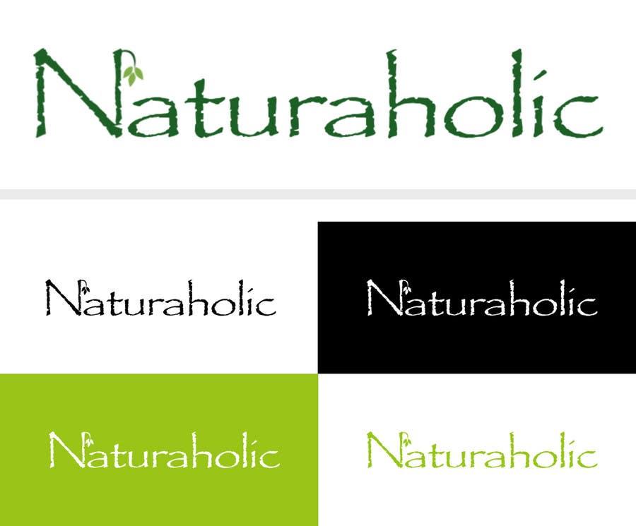 Penyertaan Peraduan #                                        33                                      untuk                                         Logo Design for a Natural Blog and skincare line