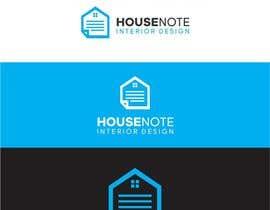 paijoesuper tarafından Design a Logo for Housenote Interior Design için no 10