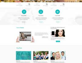 #21 for Home Page Design for a Corporate Site ( Would evolve into long term contract) by SadunKodagoda