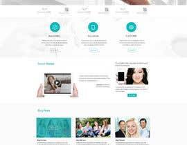 #22 para Home Page Design for a Corporate Site ( Would evolve into long term contract) por SadunKodagoda