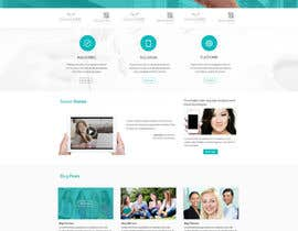#23 para Home Page Design for a Corporate Site ( Would evolve into long term contract) por SadunKodagoda